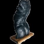Joël A. Prévost | Sculpture Black Back and Butt