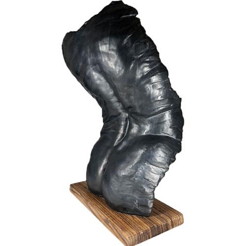 Joël A. Prévost | Sculpture Black Back and Butt 2