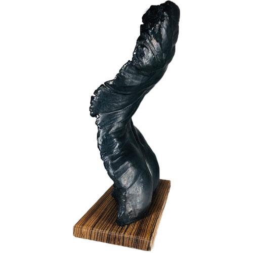 Joël A. Prévost | Sculpture Black Back and Butt 3