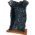 Joël A. Prévost | Sculpture Black Male Torso Nude 6