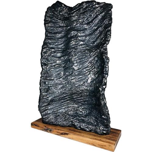 Joël A. Prévost   Sculpture Nude Male Torso Black 5