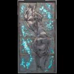 Joël A. Prévost | Blue Murals Sculpture
