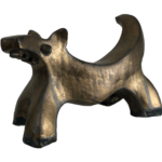 Joel A. Prevost | Sculpture Pounds of Gold