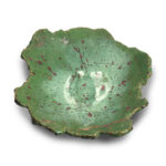 Joel A. Prevost | Canadian Sculptor | Ceramic Bowls Deep Forest Pink 4